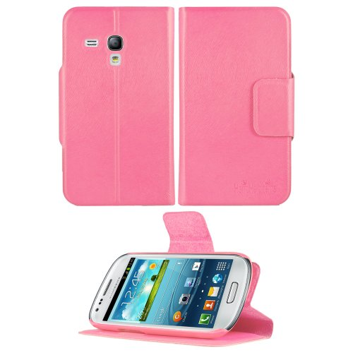HHI Flip Wallet Case  Stand for Samsung Galaxy