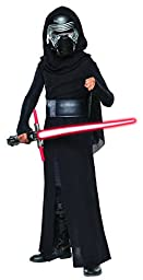 Star Wars: The Force Awakens Child\'s Deluxe Kylo Ren Costume, Large