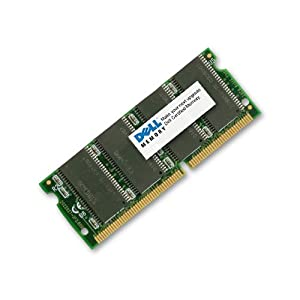 256 MB Dell New Certified Memory RAM Upgrade for Dell Inspiron 4000 Laptop SNP58JEVC/256 A0762523