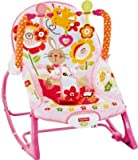 Divine Fisher-Price Infant to Toddler Rocker Bunnies - Cleva® Sino Edition