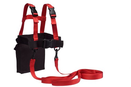 Lucky Bums Kid's Ski Trainer Harness, Learn-to-Turn