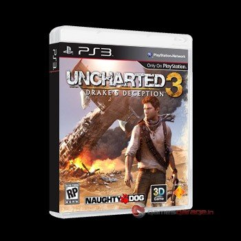 Playstation 3 uncharted 3