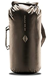 Aqua Quest Mariner 30 - 100% Waterproof Dry Bag Backpack - 30 Liter, Durable, Comfortable, Lightweight, Versatile - Black