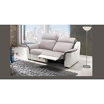 canap cuir microfibre relaxation ou fixe ramilah cuisine maison poussien131. Black Bedroom Furniture Sets. Home Design Ideas