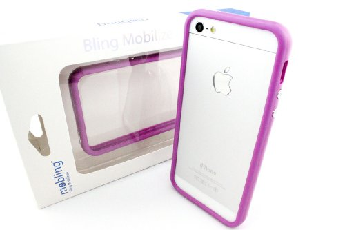 Best Price Mobling iPhone 5 Accessory Packs (Sea Sand Finish (Light Pink))