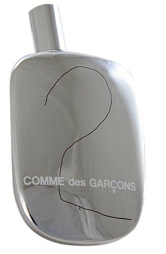 Comme de Garcons 2 di Comme de Garcons - Eau de Parfum Edp - Spray 100 ml