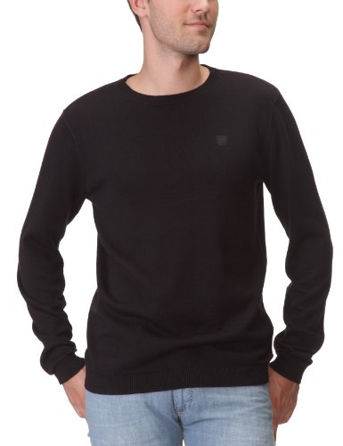 DC Clothing Sabotage 2 Men's Jumper Black Medium