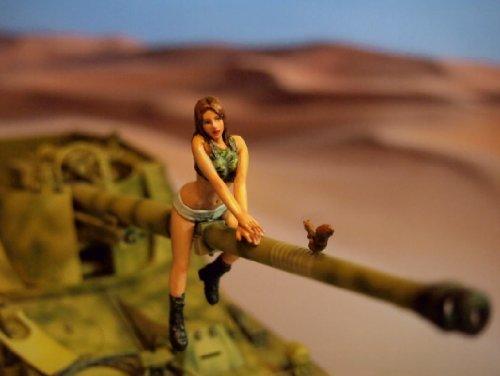1/35 女性兵士 ver.5 タンクガール