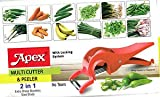 Lowprice Online Apex Multi Cutter And Peeler - 2 In 1
