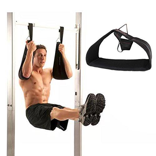 Pellor アブストラップ 腹筋トレーニング 2個セット エクササイズバンド 割れた腹筋を目指せ!