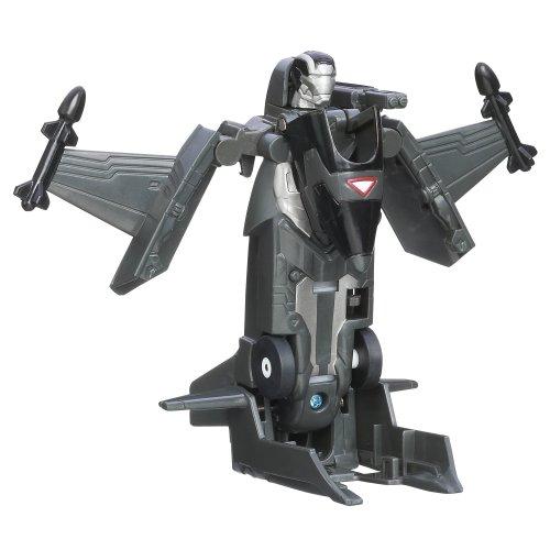 Marvel Iron Man 3 War Machine Motorized Battle Charger Vehicle - 1