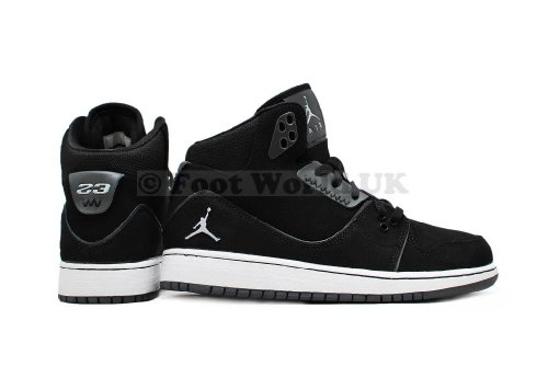 jordan 1 flight black
