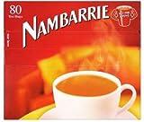 NAMBARRIE TEA BAGS 12x80's