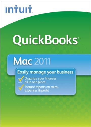 QuickBooks 2011 for Mac  [Download]