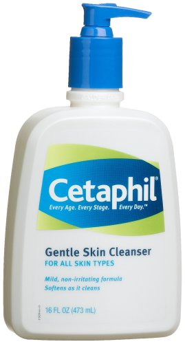 Cetaphil Gentle Skin Cleanser – 16 fl oz