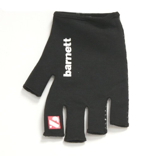 RBG-01 rugby glove fit, size S, black
