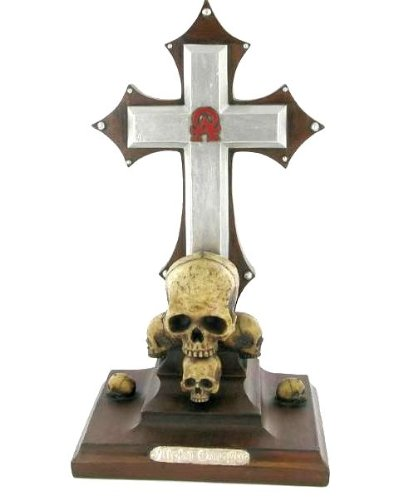 No es el Morair Ominus Alchemy diseño gótico soporte para incienso con fotografía y negativo de equipo de fútbol Sant Pauli