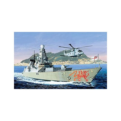 Cyber Hobby 1/700 H.M.S. Dragon Type 45 Destroyer Batch 2
