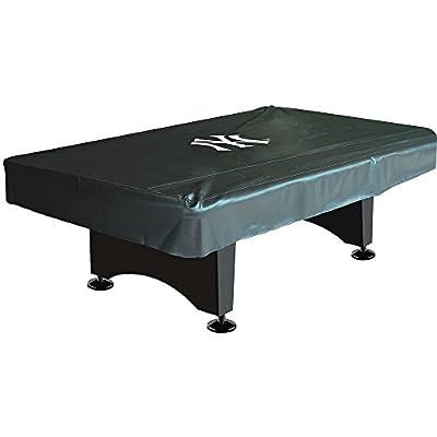 New York Yankees MLB 8 Foot Pool Table Cover