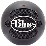 Blue Microphones Snowball USB Microphone (Gloss Black)