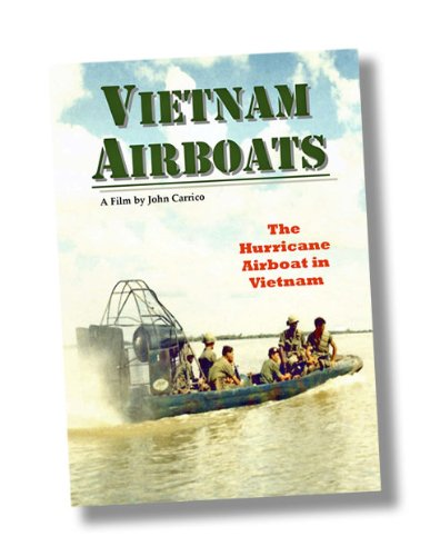 Amazon Com Vietnam Airboats John M Carrico Amazon