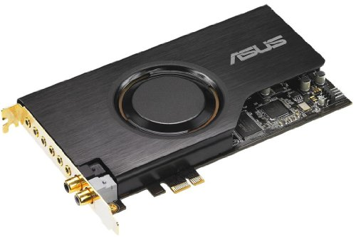 ASUS Xonar D2X/XDT - Sound card - 118 dB SNR - 7.1 - PCI Express x1 [PC]
