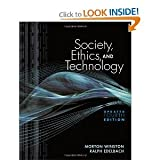 img - for Society, Ethics, and Technology, Update Edition 4th (Fourth) Edition book / textbook / text book