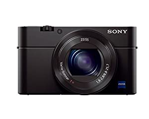 Sony RX100 M3 Advanced Camera (20.1MP, 1.0 Type Sensor) 3 inch LCD