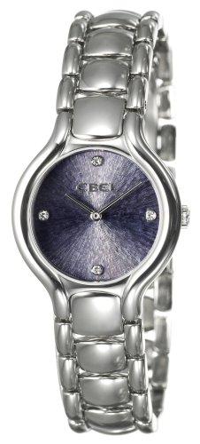 Ebel - 9157421-3750 - Montre Femme - Quartz - Analogique - Bracelet Acier Inoxydable Argent