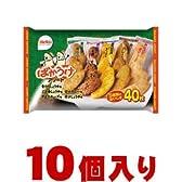 栗山米菓 Fばかうけアソート40枚×10個入(1ケース納品)