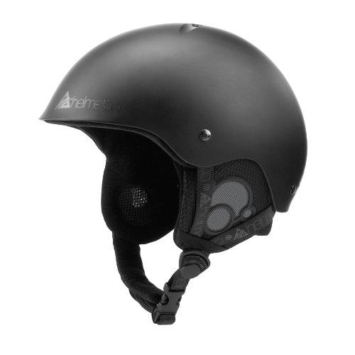 K2 Herren Skihelm Clutch, Black, S, 1003104.1.1.S