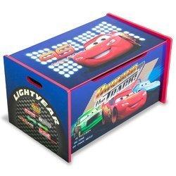 Delta-Disney Kids Furniture Storage Box - Pixar Cars Toy Chest