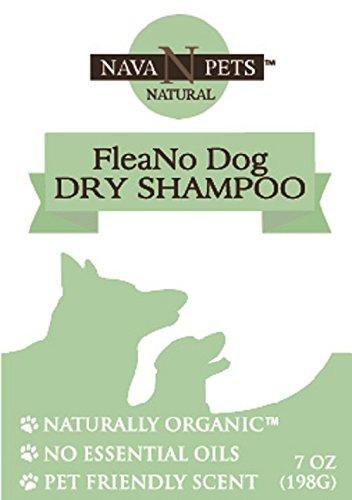 nava-pets-organic-dog-fleano-dry-shampoo