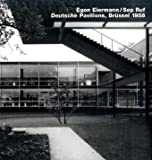 Egon Eiermann / Sep Ruf, German Pavilions, Brussels 1958 (Opus)
