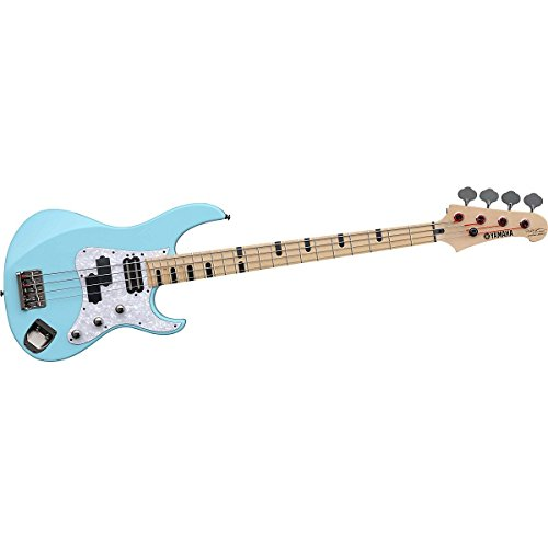 Yamaha ヤマハ ビリー・シーン シグネイチャー 4弦ベース Billy Sheehan Signature Attitude 3 Electric Bass Guitar Sonic Blue[並行輸入]