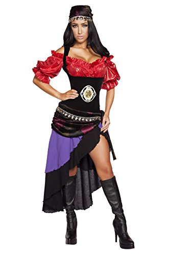 Women's 6 Piece Gorgeous Gypsy