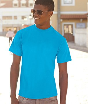 Mens Fruit of the Loom Valueweight T Shirt, T-shirt 28 Colours