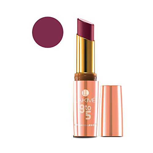Buy Lakme 9 to 5 Matte Lipstick, Burgundy Break MR 16, 3.6 g ...