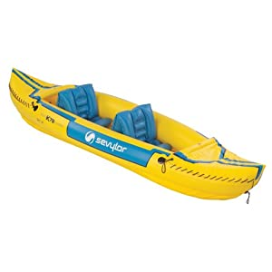 Buy Sevylor Tahiti Classic Inflatable Kayak by Sevylor