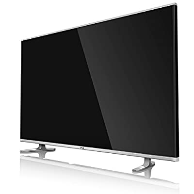 Vu 50K160 127 cm (50 Inches) Full HD LED TV (Silver)