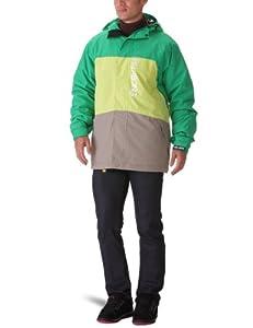 Billabong Men's Bolt Snow Jacket - Golf Green, Large