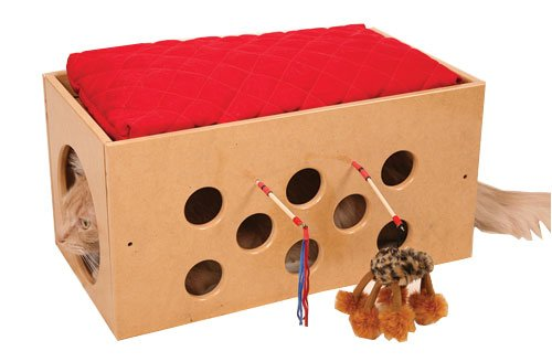 SmartCat Bootsie's Bunk Bed and Playroom for