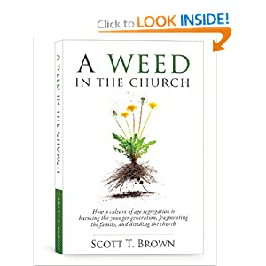 A Weed in the Church Scott Brown