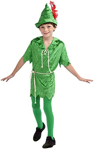 Forum Novelties Peter Pan Costume, Child's Large (Peter Pan Tunic compare prices)