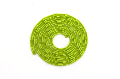 Limax The Cable-Tidy, Cord Wrap For Chargers, Headphones, Iphone, Samsung, Nexus, Etc... (Green)