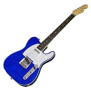 Fender Japan Tl62b/qt (Trb) Trans Blue Telecaster Japanese ...