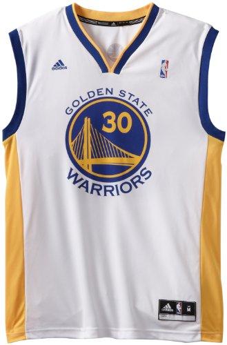 Stephen Curry Golden State warrios Adidas NBA réplica de la camiseta de...