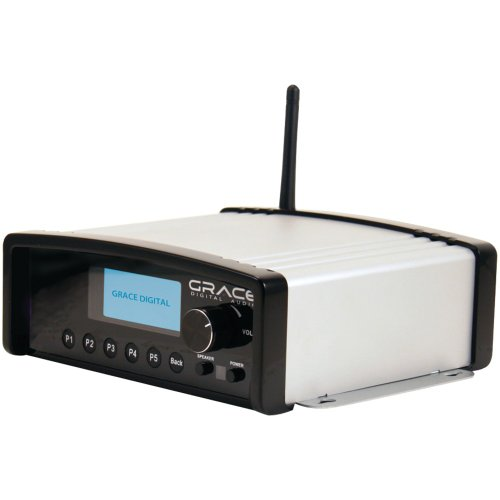 Grace Digital GDI-IRBM20 Internet Radio Featuring SiriusXM Internet Music for Business