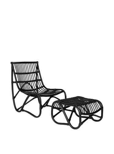 Safavieh Shenandoah Chair, Black