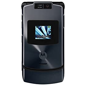 Motorola V3xx J Phone, Gray (AT&T)